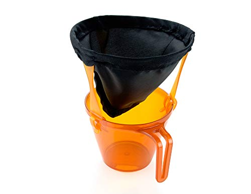GSI Outdoors Ultralight Java Drip for Drip Coffee While...