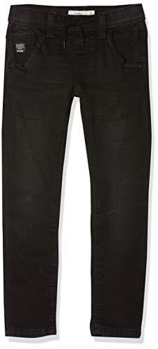 NAME IT Jungen Jeans NKMROBIN DNMTOM 7080 SWE PANT NOOS Schwarz (Black...