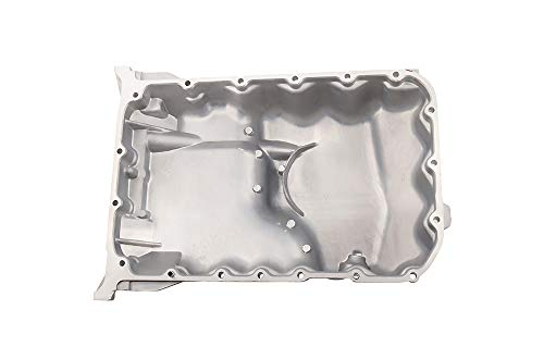 Engine Oil Pan V6 Compatible with Accord 3.0 98-00 Coupe / 98-02 EX LX - Odyssey 3.5 99-02 Cargo / 99-04 EX LX / 02-04 EX-L - 97-99 CL 3.0/99-01 TL 3.2 replace 11200P8AA00 HOP14A 264411
