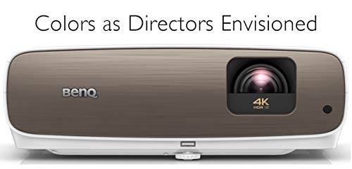 BenQ HT3550 4K Home Theater Projector with HDR10 and HLG | 95% DCI-P3 and 100% Rec.709 for Accurate Colors | Dynamic Iris for Enhanced Darker Contrast Scenes | Stream Netflix and Prime Video