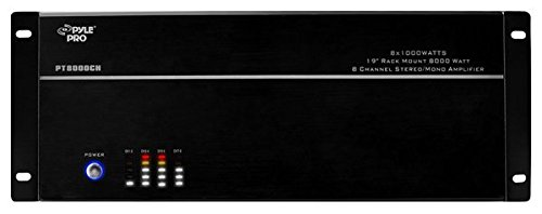 4 Multi-Zone Bluetooth Stereo Amplifier...