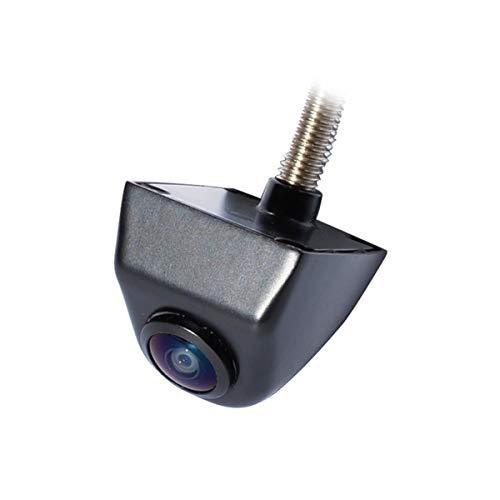 PARKVISION Telecamera auto retromarcia, Telecamera di parcheggio con sensore CMOS HD, Super grandangolare orizzontale 172 ° , Telecamera per visione notturna(Senza pulsante nero)