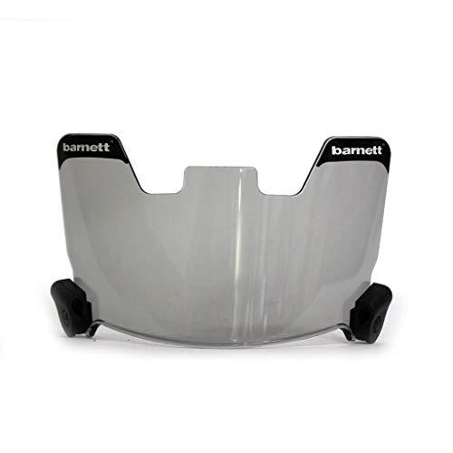 BARNETT Football and Lacrosse Helmet Eye-Shield Visor, Tinted
