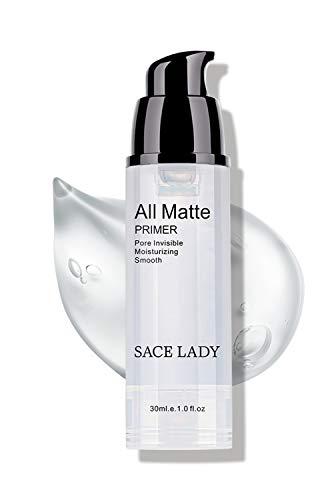 SACE LADY Face Makeup Primer-All Matte Pore...
