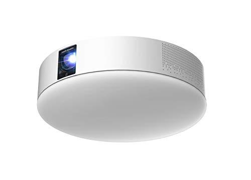 popIn Aladdin 2 ポップインアラジン プロジェクター 天井照明 LEDシーリングライト スピーカー テレビ フ...