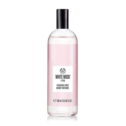 The Body Shop White Musk Flora Fragrance Mist