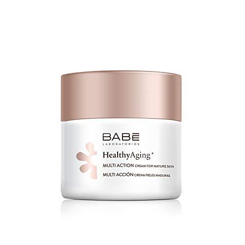 Laboratorios Babe Multi Crema Facial Hidratante, Nutritiva,