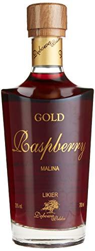 Debowa Gold Raspberry (Malina) Likör, 1er Pack (1 x 700 ml)