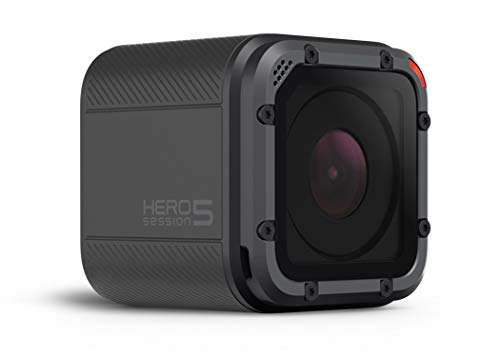 GoPro HERO5 Session Camera, 10 MPx, 4k, nera