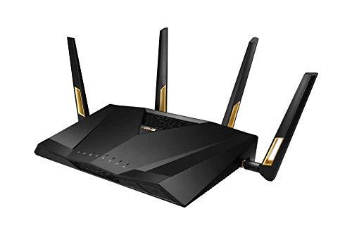 ASUS RT-AX88U Router Gaming AX6000 Dual Band WiFi...