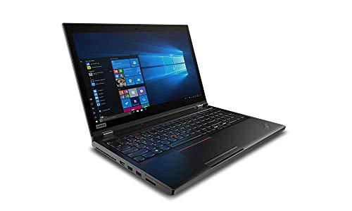 Lenovo ThinkPad P53 Mobile Workstation 20QN001YUS - Intel Six Core i7-9750H, 16GB RAM, 512GB PCIe Nvme SSD, 15.6' HDR 400 FHD IPS 500Nits Display, NVIDIA Quadro T1000 4GB Graphics, Windows 10 Pro