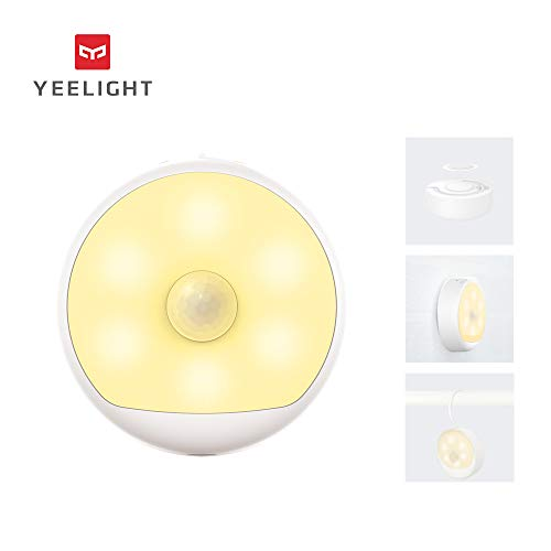YEELIGHT YLYD01YL Rechargable Indoor Motion Sensor LED Night Light