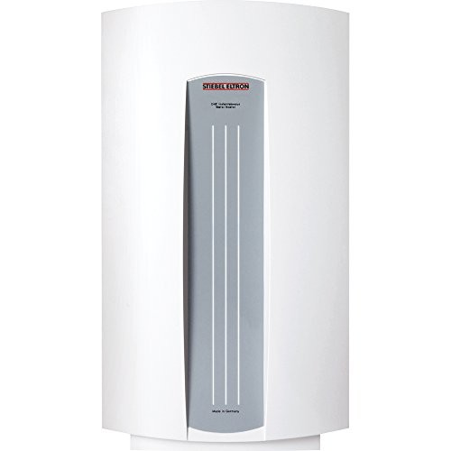 Stiebel Eltron 074050 120V, 3.0 kW DHC 3-1 Single Sink Point-of-Use Tankless Electric Water Heater, 10 Gauge
