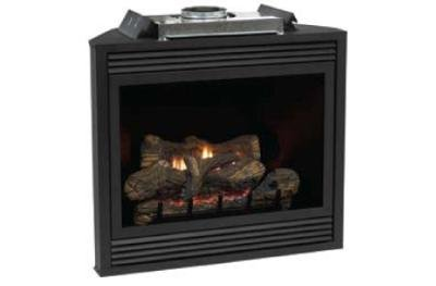 Empire Tahoe Deluxe 36' Direct-Vent NG Millivolt Fireplace