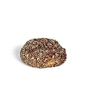 KetoUp: 5 frische Low Carb Walnussbrötchen | Ketogene und Low Carb Ernährung | Sportnahrung | Gesunde Ernährung | enthält maximal 3% Kohlenhydrate - 100 g