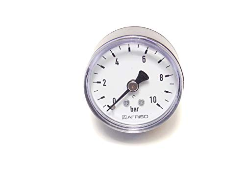 Afriso Manometer RF 50 - 0/10 bar (1/4') 63128