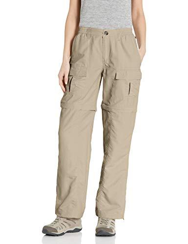 Solstice Apparel Women's Insect Repellent Convertible Pants,