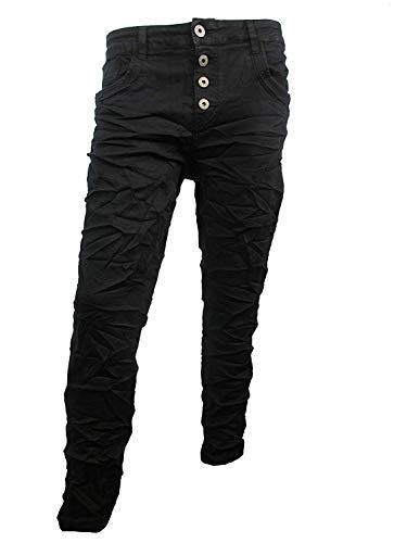 Karostar by Lexxury Denim Stretch Baggy-Boyfriend-Jeans Boyfriend 4...