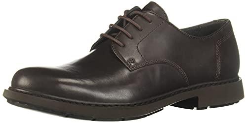 Camper Neuman Zapatos Oxford, Hombre, Marrón (Dark Brown...