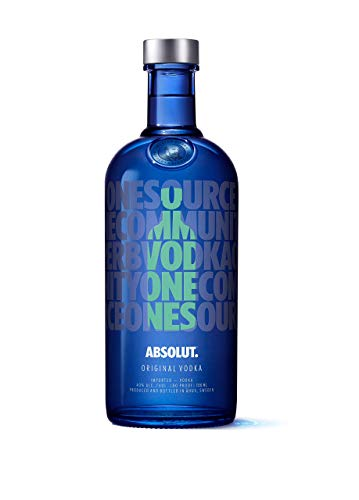 Absolut Vodka Edizione Limitata 2018 Drop - 700 ml
