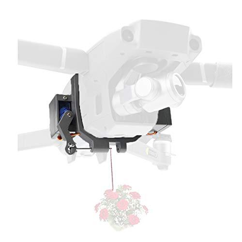 Bluce Drone Clip Dropper Device Drone Thrower Accessori Kit Airdrop con Dispositivo di commutazione...