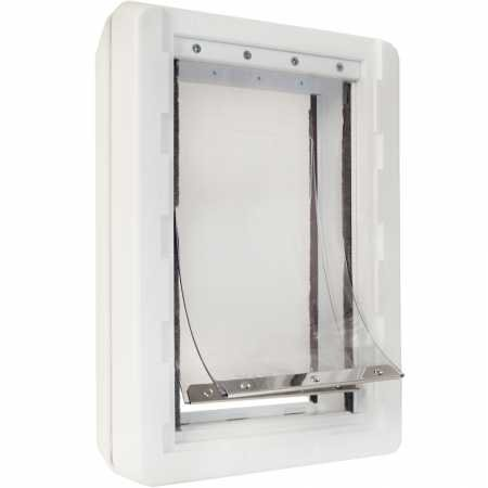 Ideal Pet Products Ruff-Weather Pet Door with...