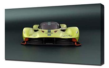 Lilarama 2020-Aston-Martin-Valkyrie-AMR-Pro-V5-1536 - Home Décor - Canvas Art Print - Wall Art - Canvas Wrap - Supercar Poster Print
