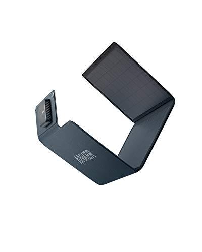 Anker PowerSolar 3-Port 24W (3ポート USBソーラーチャージャー) 【合計最大出力21W / PowerIQ搭載】キャ...
