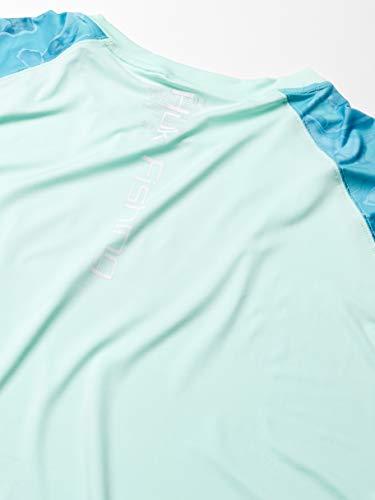 HUK Men's Current Camo Double Header Fishing Long Sleeve Shirt