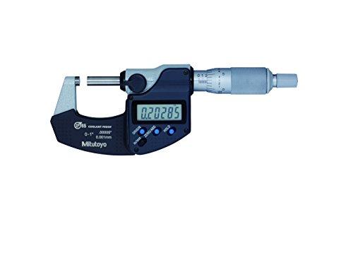 Mitutoyo 293-340-30 Digital Micrometer,...