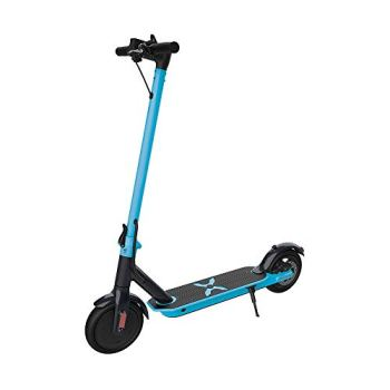 Hover-1 Journey Electric Folding Scooter Blue, (Unfolded) 42 x 16.5 x 44.8 inches ( Folded) 42 x 16.5 x 19.2