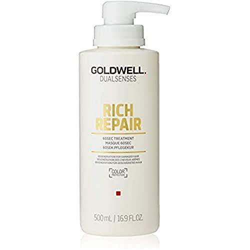 Goldwell Dualsenses Rich Repair 60 seconds Treatment, 1er Pack (1 x 500 ml)