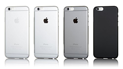 パワーサポート iPhone6 Plus用エアージャケットセット(クリアマット)Air Jacket set for iPhone6 Plus PYK-70