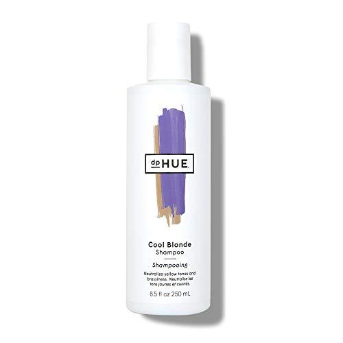 dpHUE Cool Blonde Shampoo, 8.5 oz - Purple Shampoo...