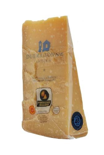 Parmigiano Reggiano (Queso parmesano reggiano) maduración 4