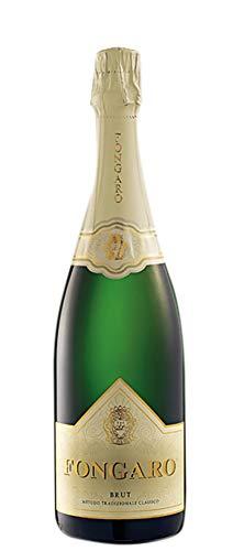 Vino Spumante di Qualit Brut Metodo Classico 2014 Fongaro Bollicine Trentino Alto Adige 12,5%