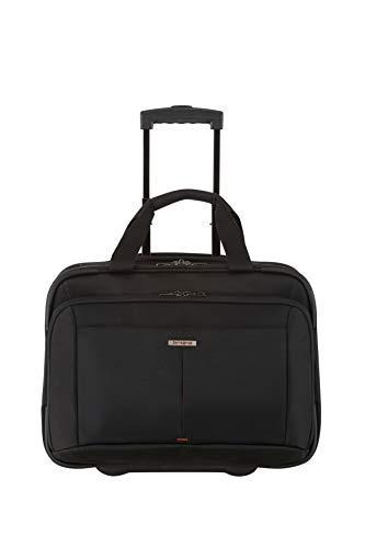 Samsonite Guardit 2.0 - 17.3 zoll Laptoptasche mit Rollen, 46 cm, 26.5 L, Schwarz (Black)