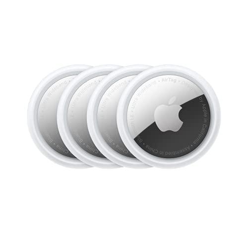 最新 Apple AirTag 4個入り