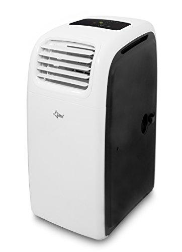 SUNTEC Climatiseur Mobile Reversible TRANSFORM 14000 Eco R290, 6 en 1 : Indoor/Outdoor Refroidissement, Chauffage, ventilateur, Déshumidificateur 14.000 BTU/h [Classe énergétique A]