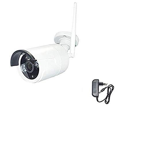 Cámara ip wifi 1080P para nuestro kit de vigilancia por video wifi 1080P / 960P / 720P con alarma similar inalámbrica