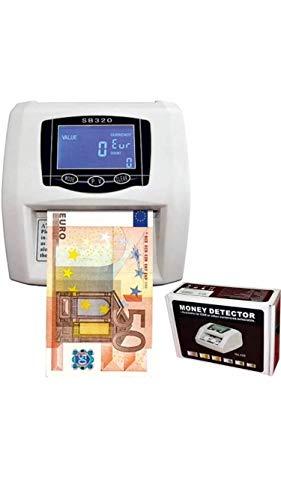 Detector de billetes falsos contador nuevos billetes detecta