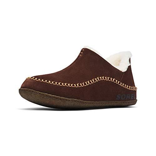 Sorel Men's Manawan II Slippers, Tobacco/Elk, Brown, 8 Medium US