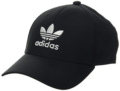 adidas BASEB Class Tre, Cappellino da Baseball Unisex-Adulto, Black/White, Unica