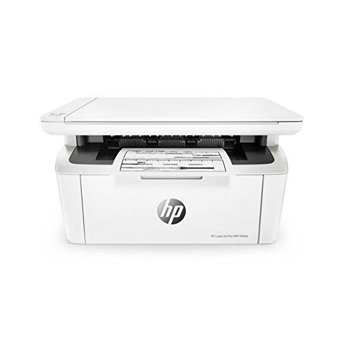 HP LaserJet Pro MFP M28a Imprimante Multifonction, Blanc