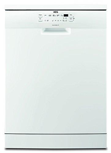 AEG Favorit FFS5260AZW Stand Geschirrspüler A++, weiß