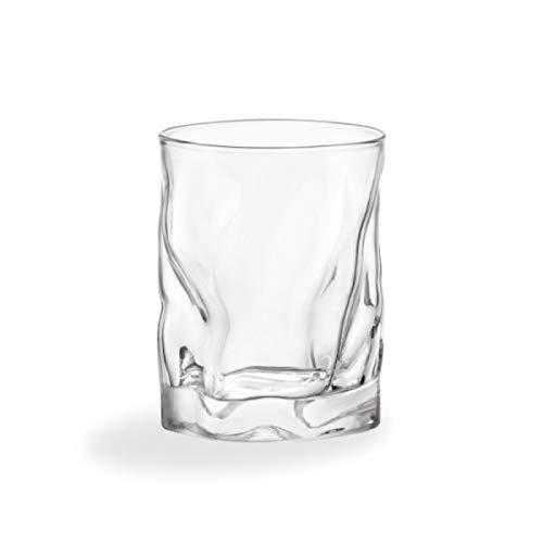 Bormioli Rocco Sorgente Bicchieri Liquore 7 cl Confezione 24 Pezzi
