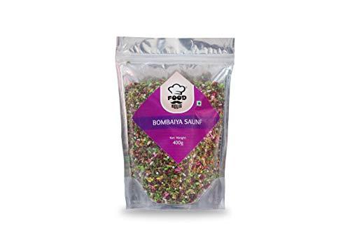 Foodholic Bombaiya Mukhwas/ Mix Saunf mukhwas Mouth Freshener (400 Gm)