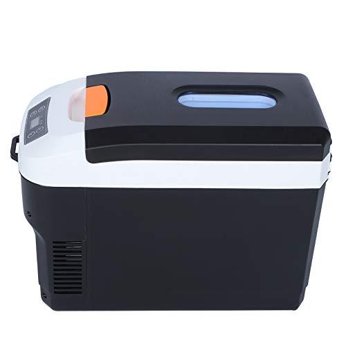 Mini frigo da 10L 12V / 24V, mini frigo congelatore, mini per guida domestica Trave Office(European standard 220V)