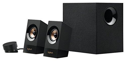 Logitech Z533 Multimedia Lautsprechersystem schwarz