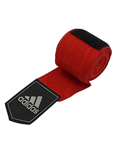 adidas Bandagen Boxing Crepe Vendaje, negro, 2 x 4.5m, adibp03